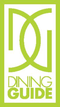 Dining Guide 12,5 sapka